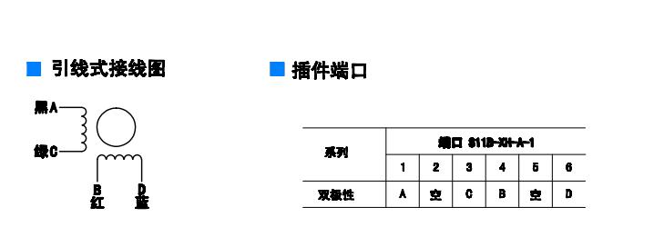 深圳直线步进电机—贯通式23hs